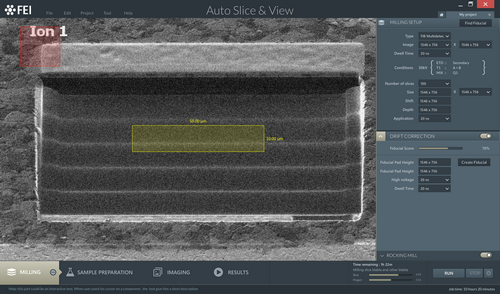 Auto Slice & View, Enhanced 3D imaging software | Thermo Fisher